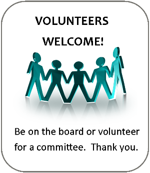 Volunteer for Star Lake Property Owners' Association Board or Committee